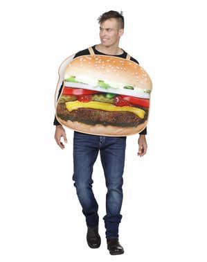 Costume da Hamburger per uomo