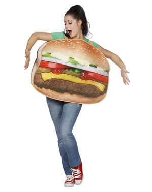 Déguisement Hamburger homme