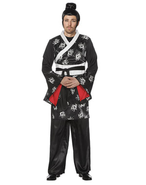 Japaner Kostüm für Herren