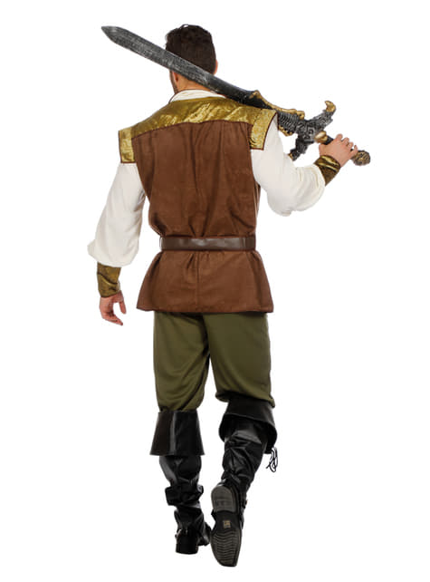 Medieval Sir costume for men
