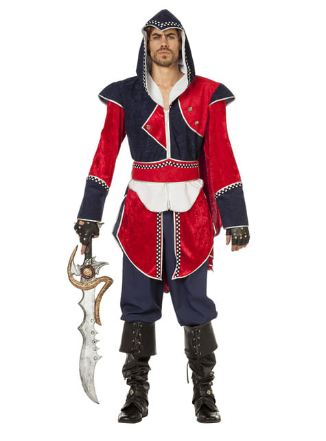 Assassin's Creed Knight Costume