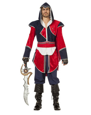 Strój rycerza z Assassin's Creed dla mężczyzn