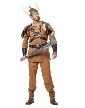 Fato de viking para homem