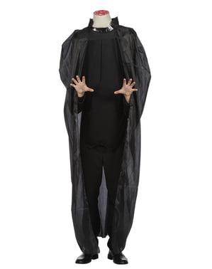 Hodeløs Rytter kostyme til menn