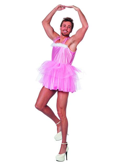 Déguisement de danseuse étoile pour homme