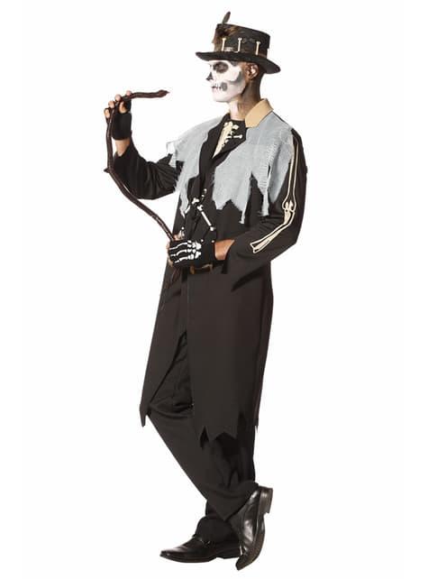 King of Voodoo kostuum voor mannen