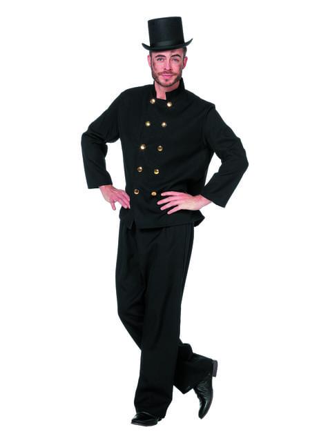 Kostium kominiarza dla mężczyzn