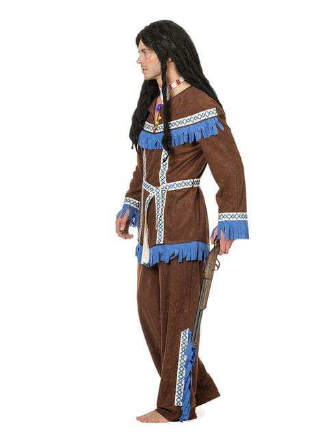 Disfraz de indio principiante para hombre - hombre