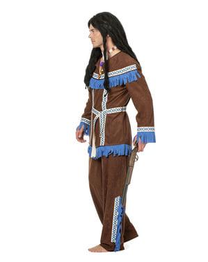 Disfraz de indio principiante para hombre