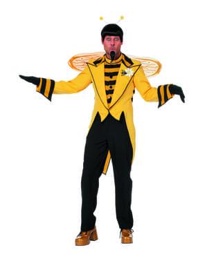 Chaqueta de rey de las abejas para hombre