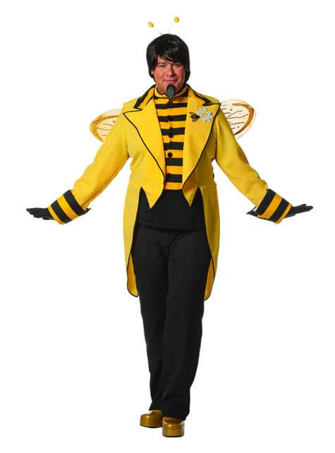 Chaqueta de rey de las abejas para hombre - original