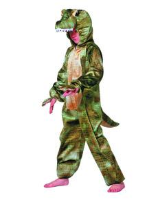 Disfraz de cocodrilo aterrador infantil