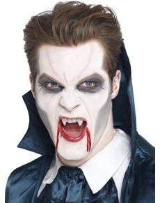 Vampir Schminken Halloween Vampir Makeup Funidelia