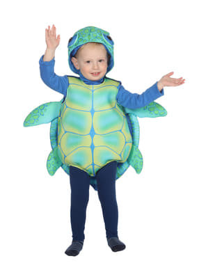 Sea turtle costume for kids