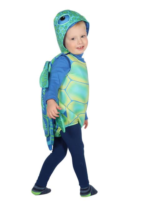 Disfraz de tortuga marina infantil - infantil