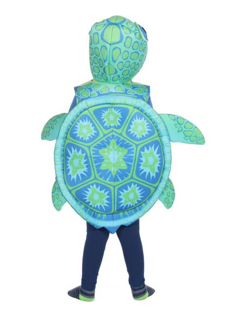 Sea turtle costume for kids