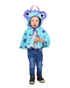 f37dfd385 Disfraz de monstruo azul para bebé Disfraz de monstruo azul para bebé