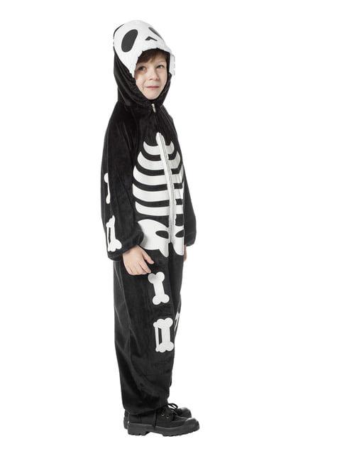 Disfraz de esqueleto infantil - infantil