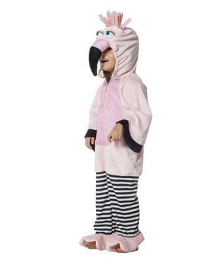 Flamingo kostyme til barn