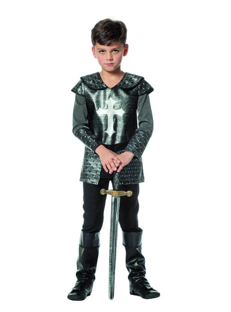 Disfraz de caballero para niño