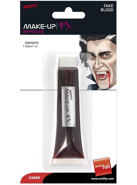 Maquillaje FX efecto sangre - para tu disfraz