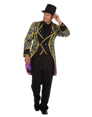 Jaket penjinak ungu untuk pria