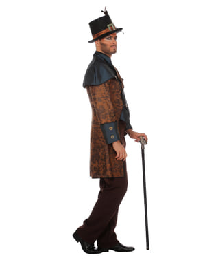 Steampunk Costume pre mužov