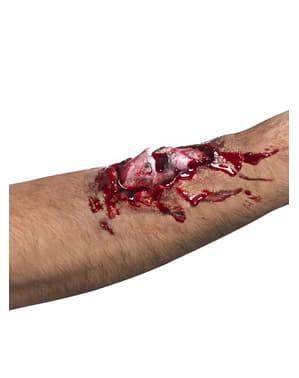 Уражена кістка рана