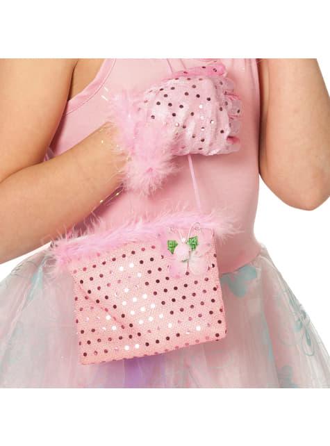 Bolso de mano de Princesa rosa
