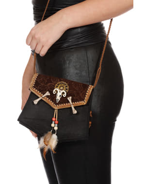 ブードゥー教のバッグ