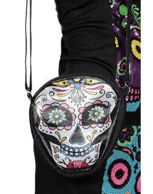 Catrina Day of the Dead bag