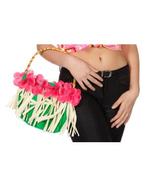 Green Hawaiian bag