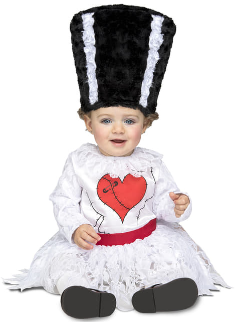 Frankie´s Braut Kostüm für Babys