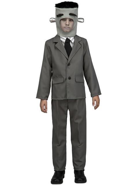Frankie monster costume for boys