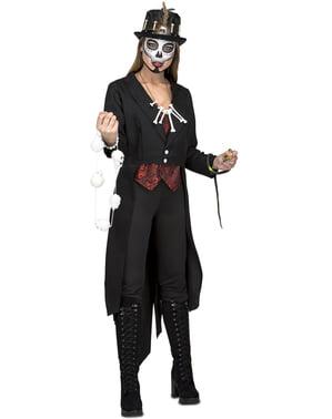 Costume di voodoo per donna