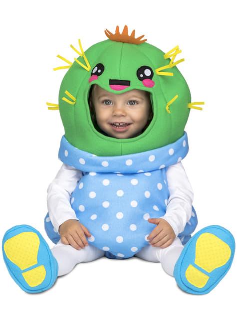 Disfraz de cactus deluxe para bebé