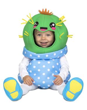 Fato de cactus deluxe para bebé