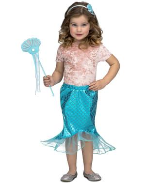 Falda de sirena para niña