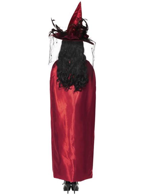 Capa de vampiro reversible para mujer - para tu disfraz