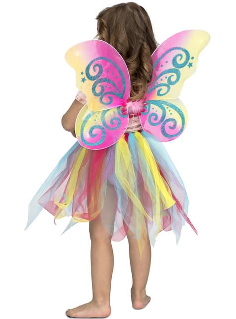 Kit de unicornio arcoíris para niña - niña