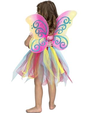 Kit de unicórnio arco-íris para menina