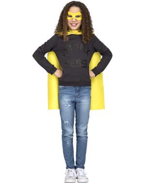 Cape gul för barn