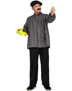 Costum de pictor pentru bărbați
