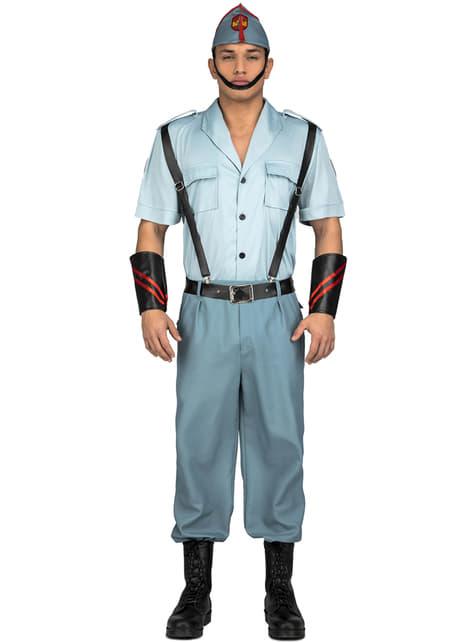 Disfraz de soldado legionario para hombre