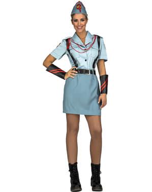 Disfraz de soldado legionario para mujer