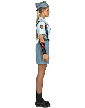 Fato de soldado legionário para mulher