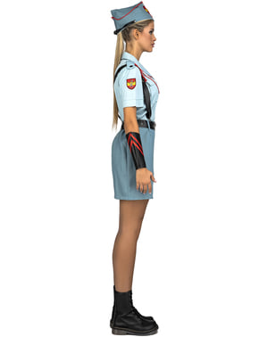 女性のための軍団の兵士の衣装