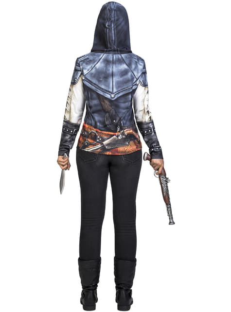 Sweatshirt de Aveline de Grandpré para mulher - Assassin's Creed
