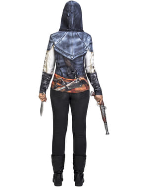 Bluza z kapturem dla dorosłych Aveline de Grandpré - Assassin's Creed