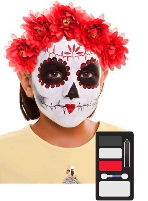 Zestaw makijażowy Catrina dla dzieci